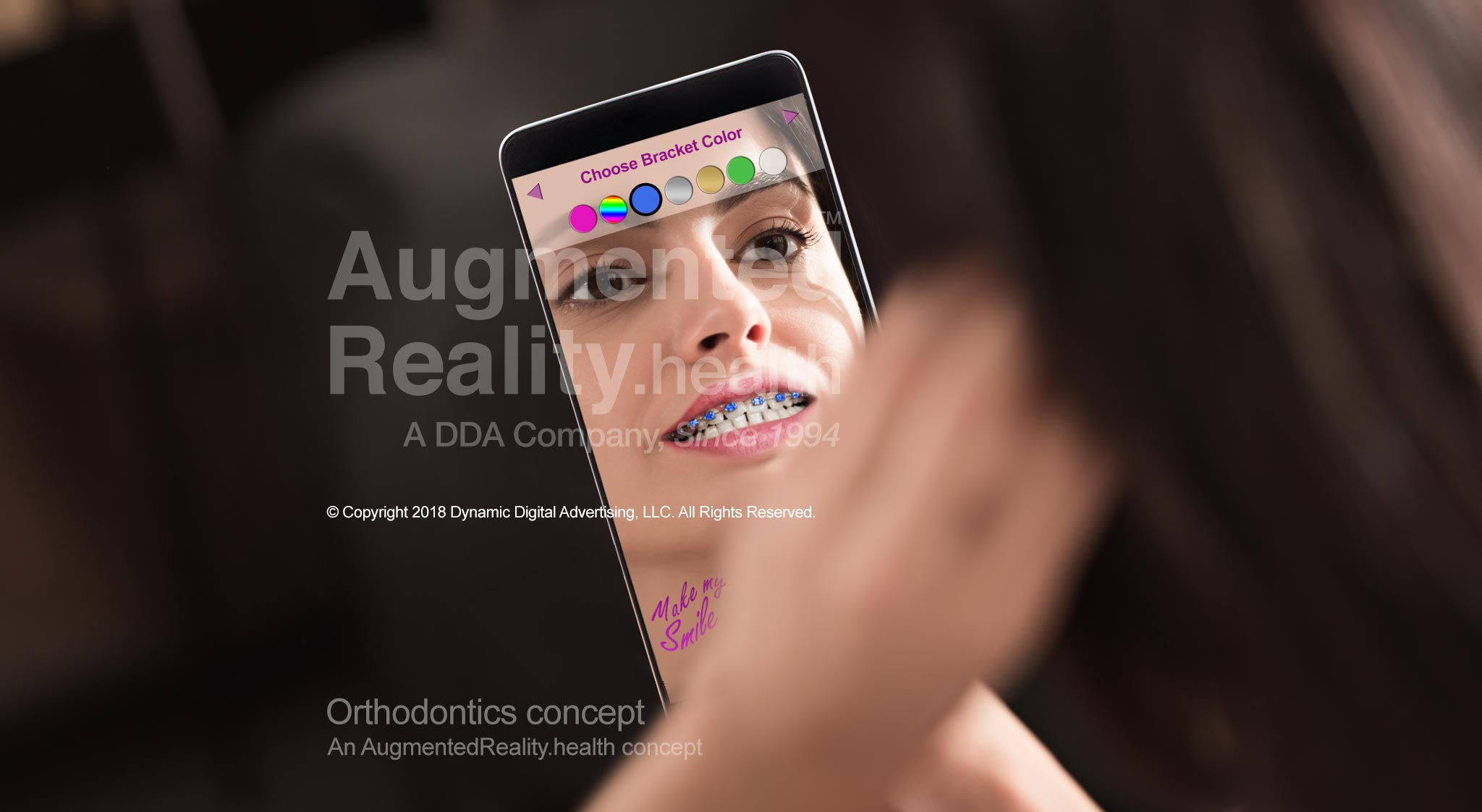 Orthodontics Augmented Reality Application